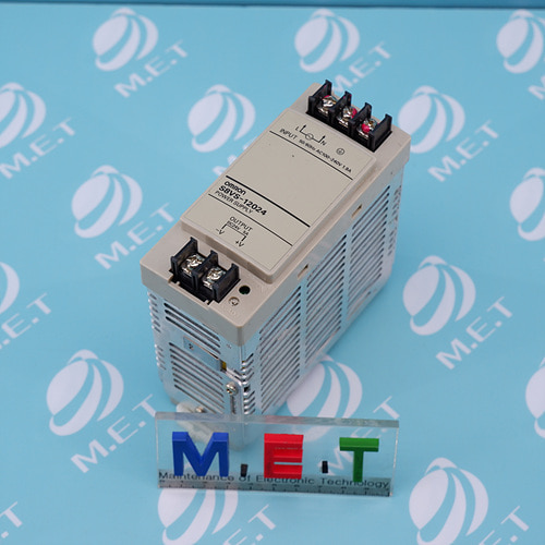 [USED]OMRON S8VS-12024 POWER SUPPLY  DC24V 5A S8VS-12024/ED2