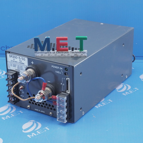 NEMIC LAMBDA 5V 60A Power supply SR300-5/5G 중고품