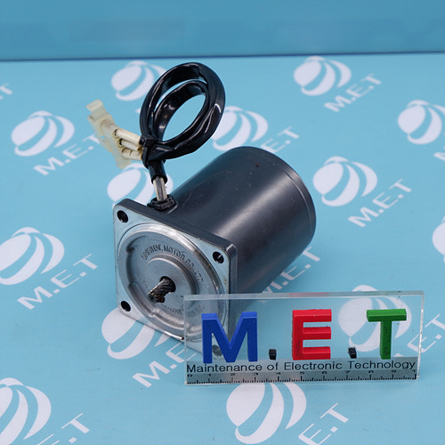 [USED]ORIENTAL MOTOR TORQUE MOTOR MAX OUTPUT 3W 100V 2TK3GN-A