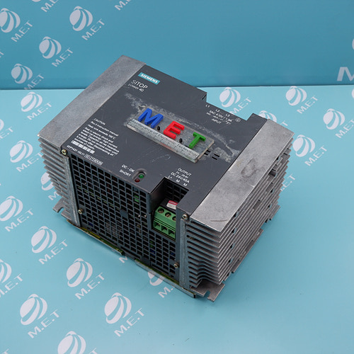 [USED]SIEMENS POWER SUPPLY SITOP POWER40 AC 380/400V SC 24V 40A 6EP1437-1SL11