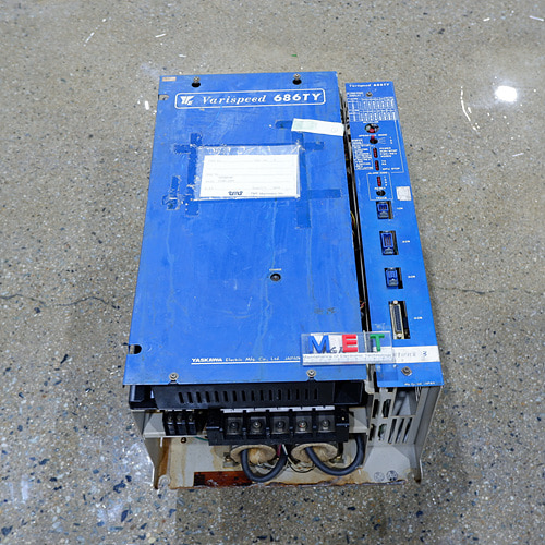 [USED]YASKAWA INVERTER CIMR-20TY