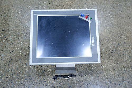 [중고]LENZE CS 9000 DVI MONITOR 6301-2032_엠이티