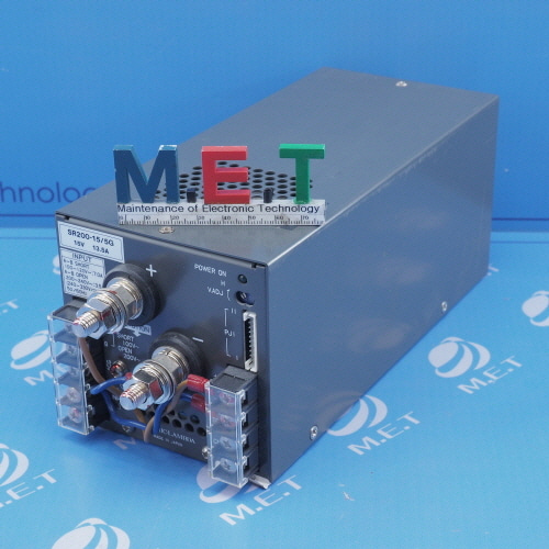 NEMIC LAMBDA 15V 13.5A Power supply SR200-15/5G