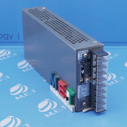 NEMIC LAMBDA 5V 10A Power supply SR50-5/5G 중고품