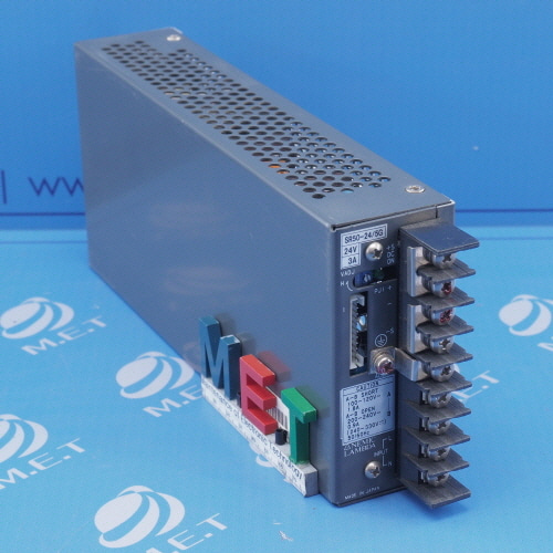 NEMIC LAMBDA 24V 3A Power supply SR50-24/5G 중고품